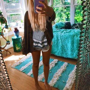Sweaters - Hazelnut Grandpa Cardi 🌈